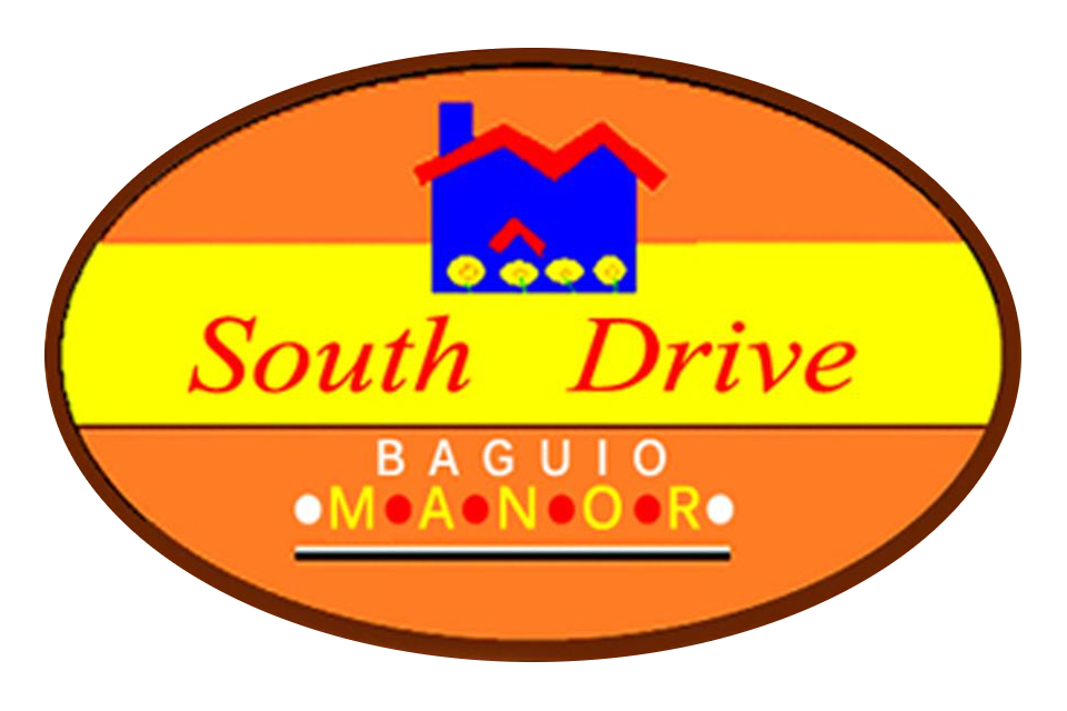 South Drive Baguio Manor logo CONTACT